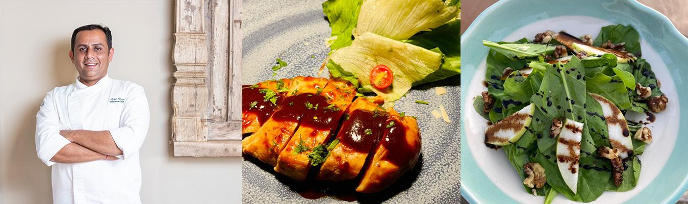 Chef's Corner: Sahil Desai