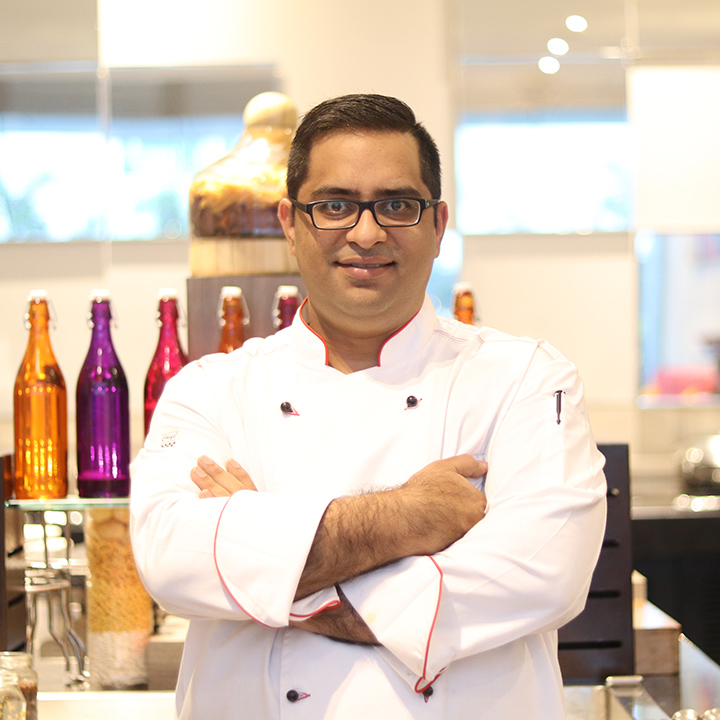 Executive Chef Dinesh Dadlani