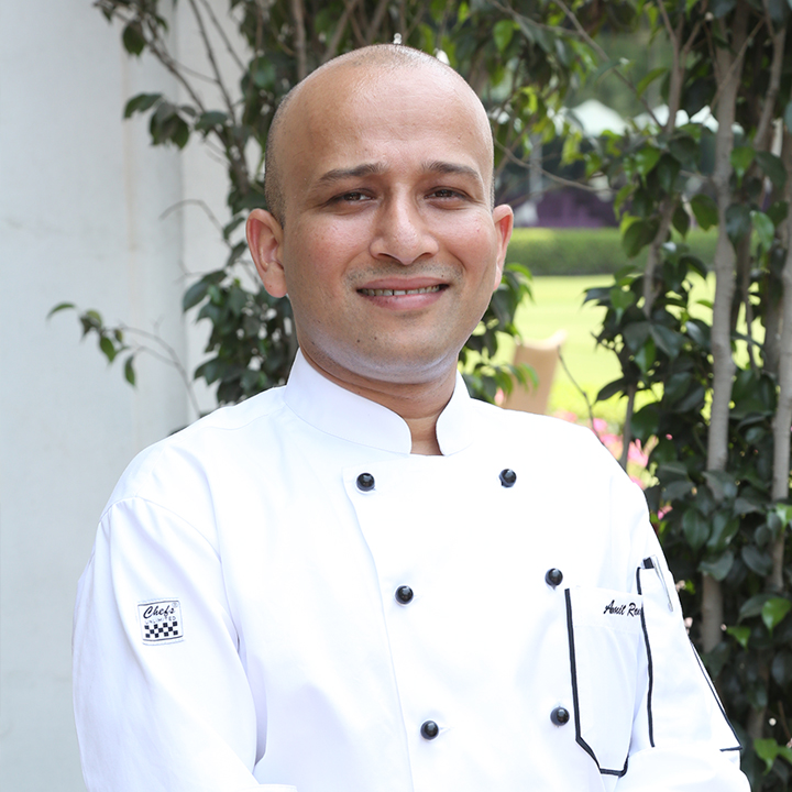 Executive Sous Chef Amit Rana