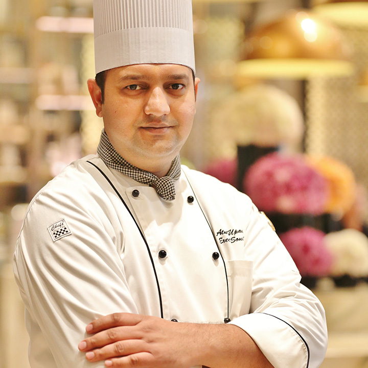 Executive Sous Chef Atul Upadhyay