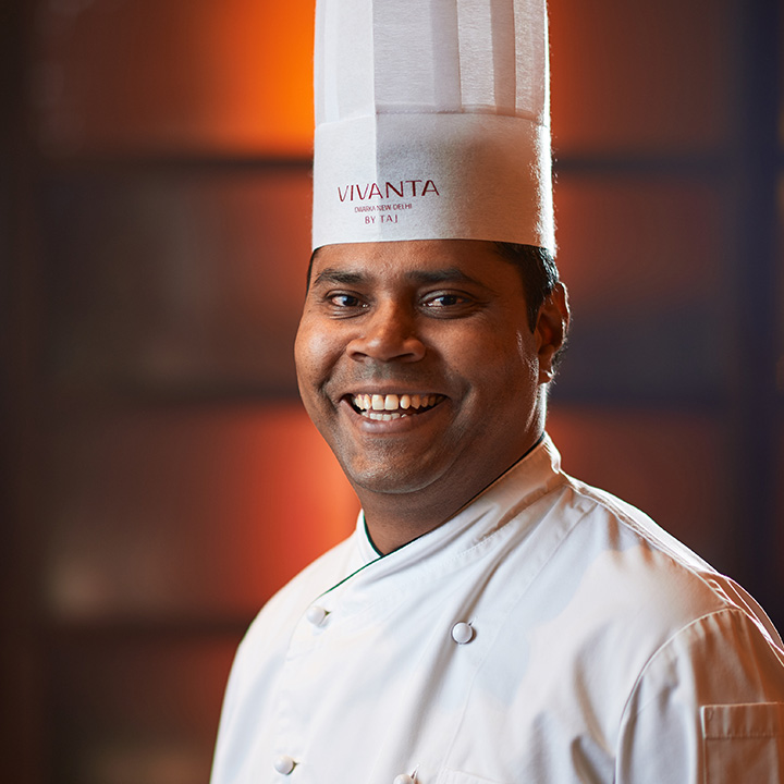 Executive Chef Elangovan Shanmugam