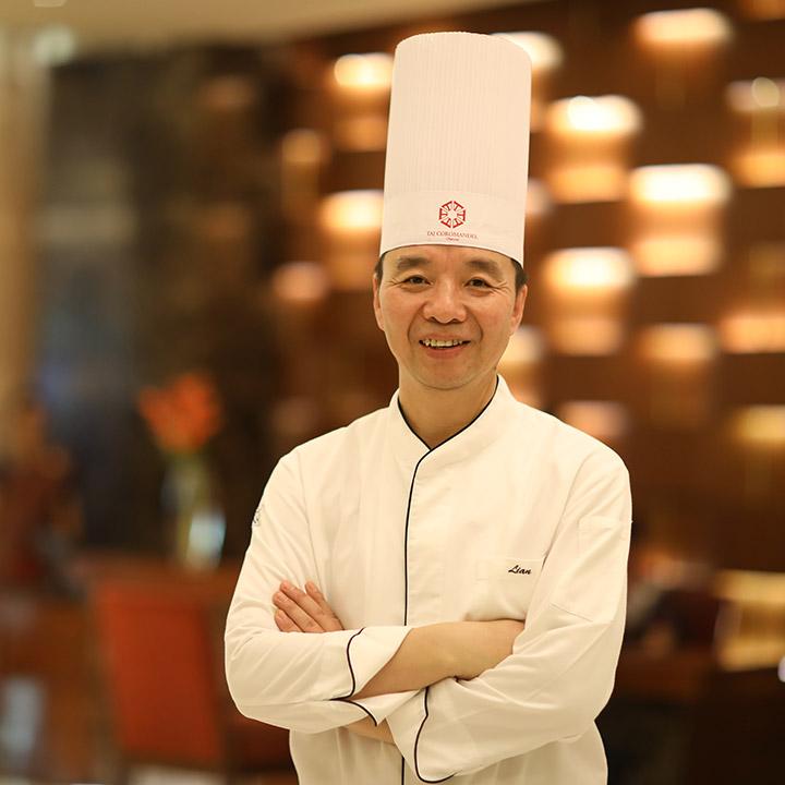 Master Chef  Lian Yun Lei