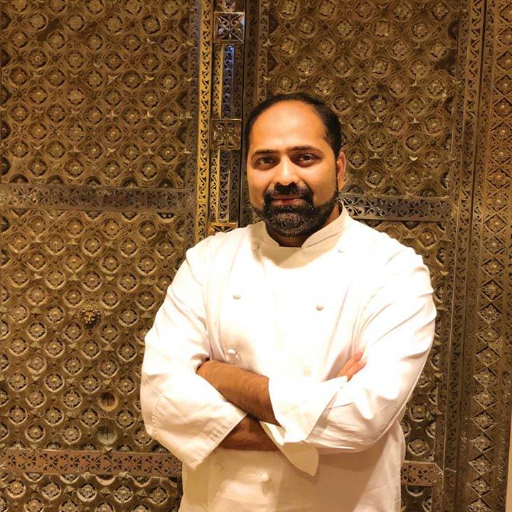 Executive Chef Md. Shahid Hossain