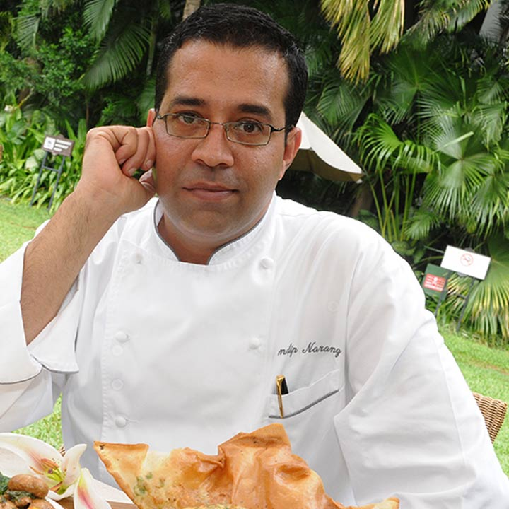 Executive Chef Sandip Narang