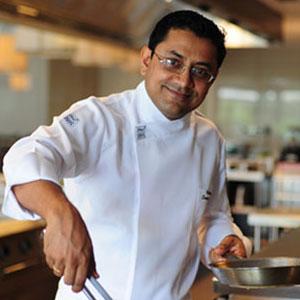Executive Chef Uddipan Chakravarthy