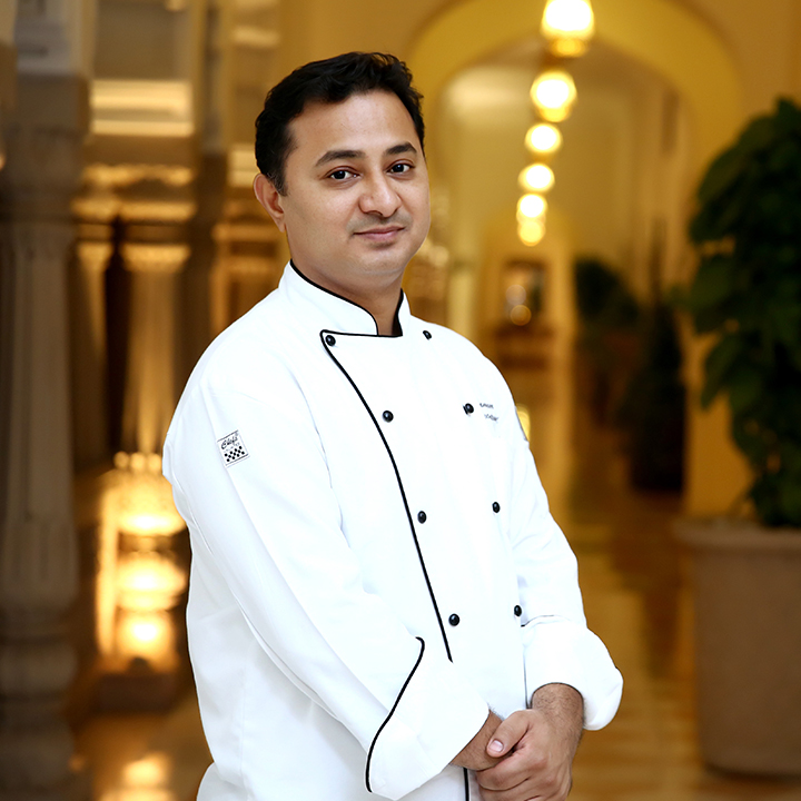 Executive Chef Sameer Shah