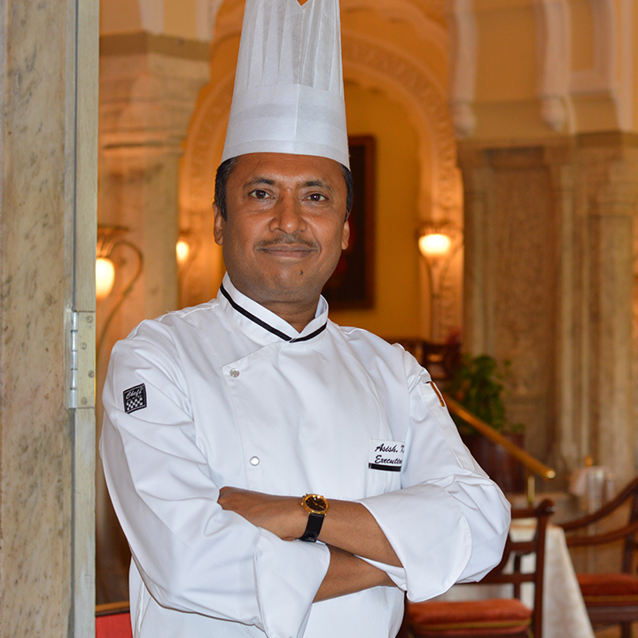 Executive Chef Asish Kumar Roy
