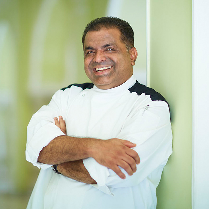 Executive Chef Amarendra Mishra