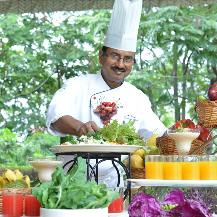 Executive Chef Ali Khan