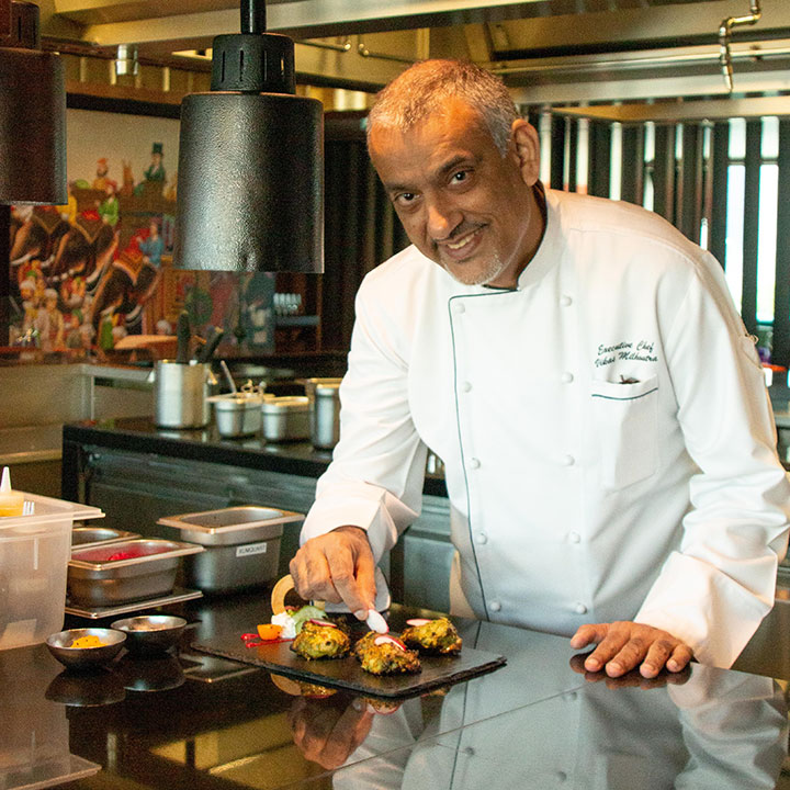 Executive Chef Vikas Milhoutra