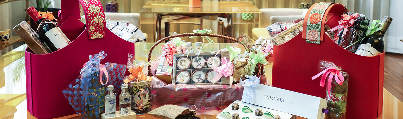 Festive Hampers at Caramel