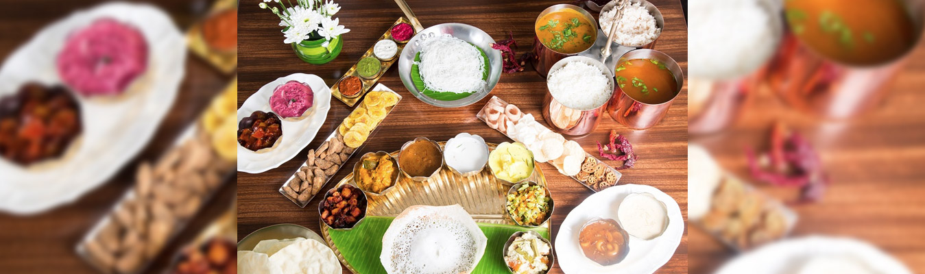 Vishu Special at Southern Spice