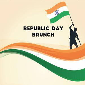Republic Day Brunch at Palette