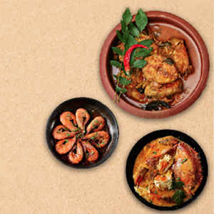 Goan Food at Palette