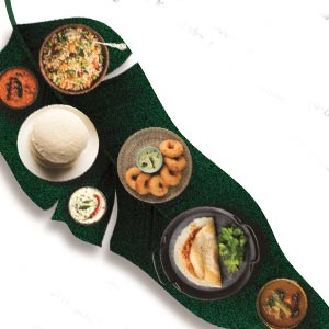 Special Ugadi Habbadoota Lunch Menu       at Karavalli