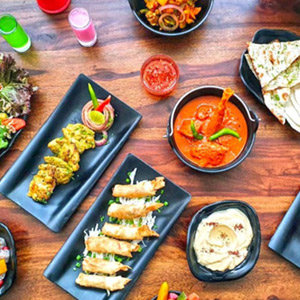 Weekend Special Brunch at Latitude
