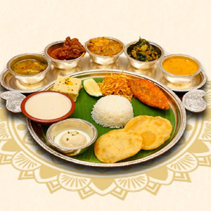Poila Baishak Special Thali at Sonargaon