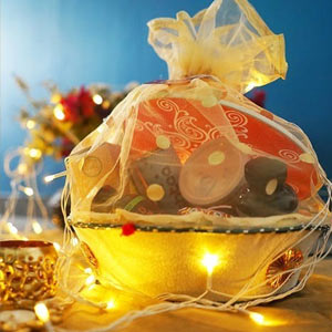 Festive Hampers at Svanga Kitchen