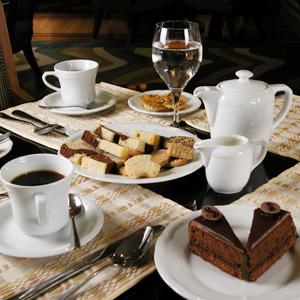 Easter High-Tea  at Sea Lounge