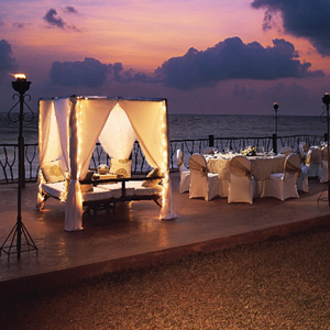 Dine Under The Stars at Caravela
