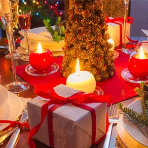 Christmas Eve Dinner at Caravela