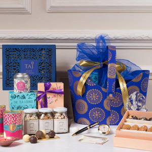 All-Seasons Gifting - Bespoke Hampers for Every Occasion at The Tea Lounge