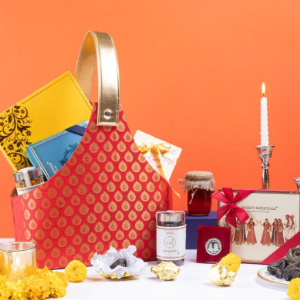 Festive Hampers - Diwali Special at The Tea Lounge