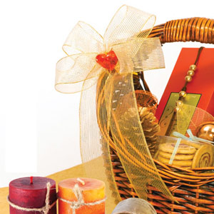 Festive Hampers at The Artisan and Deli Oven