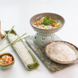 Thai Bento meal at The Verandah