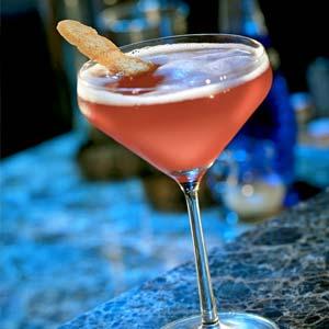 Mocktails at Seasons Bar and Lounge