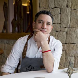 Presenting Two-Michelin Starred Spanish <br/>- Chef Alberto Ferruz at The Chambers