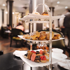 Traditional Afternoon Tea  at Two E Bar & Lounge