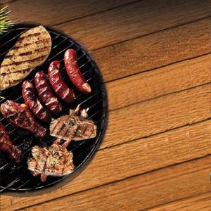 Barbeque & Grills at Latitude