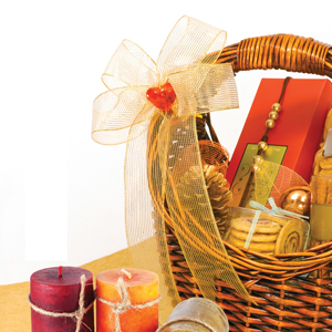Gift Hampers at Mews Café