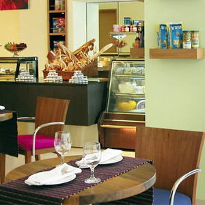 DELI DELIGHTS at Mews Café