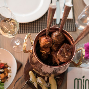 Spring Tandoor Special at Mint Restaurant and Terrace