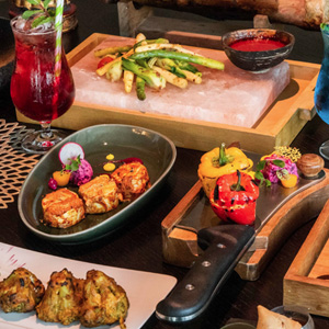 Plated Inspiration at Bombay Brasserie