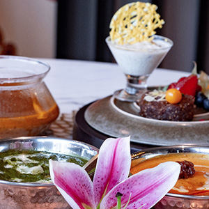 Nine times the flavour - Navratri celebrations at Bombay Brasserie