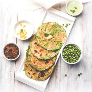 Baisakhi Food promotion at Paranda