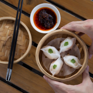 Dim Sum Lunches  at Spicy Duck