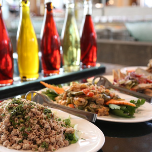 One-plus-One Offer on Lunch Buffet  at Culina 44
