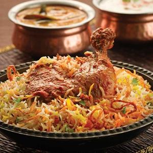 Hyderabadi  Food Festival at Grand Trunk