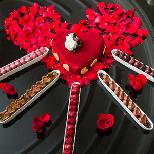 Flavours of Love at La Patisserie