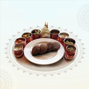 Navratri Feast at Creo