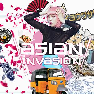 Asian Invasion  at Miss Tess
