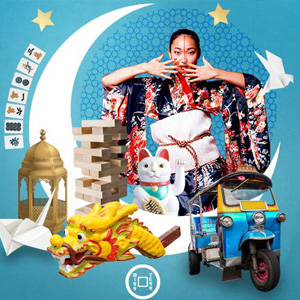 Experience Iftar the Asian Way at Miss Tess