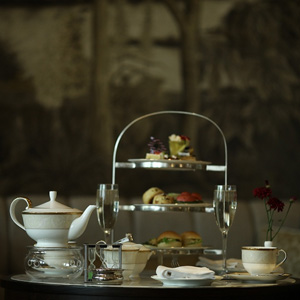 Afternoon Tea Experience at Lady Connemara Bar and Lounge
