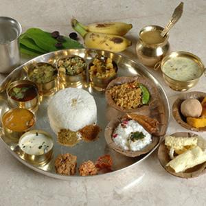 Temple Cuisine at Masala Kraft