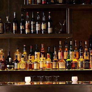 Beverage Menu at Bombay Brasserie