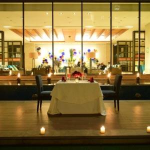 Mashaal Dining at Alfresco Dining